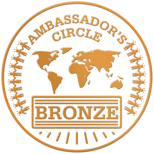 Abundance Ambassador Bronze Level